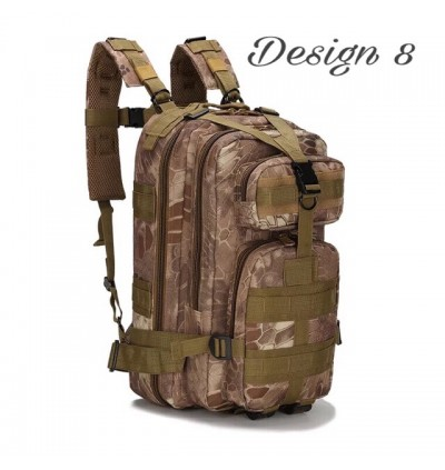 Army Tactical Design Multipurpose Outdoor Backpack
