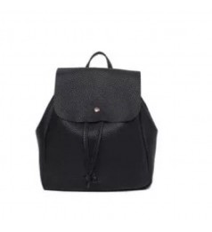 Korean Simply Black edition Casual Backpack