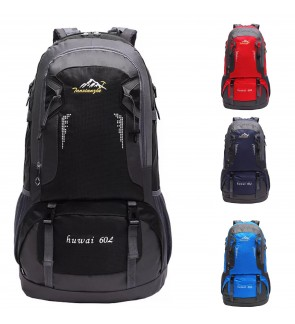 60L Waterproof Outdoor Hiking Large Backpack