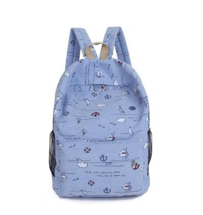 Korean Ladies LightWeight Casual Backpack