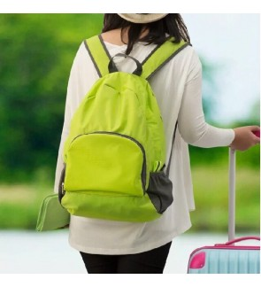 [Clearance] Korean Fashion UltraLight Foldable Backpacks