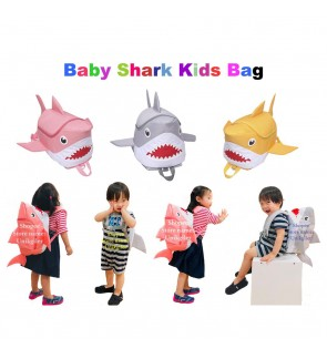 Baby Shark Anti lost Toddler or Kids School Bag