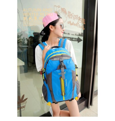 40L Neon Edition Waterproof Hiking Backpack