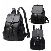TonyaMall Backpack ALL Black Series