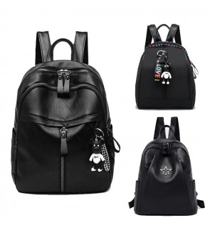 TonyaMall V2 Backpack ALL Black Series