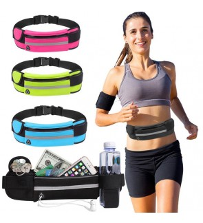 TonyaMall Water Repellent Running/Cycling/Gym/Outdoor Sports Waist Pouch