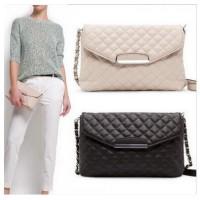 TonyaMall Soft PU Leather Dinner Bag/ Clutches / Shoulder HandBag