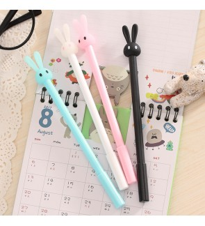 Cute Rabbit 0.38mm Gel Pen