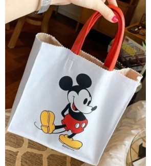 TonyaMall Mickey Series Handcarry Snack box Bag