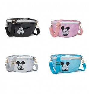 TonyaMall Mickey Series Shining Sling Bag