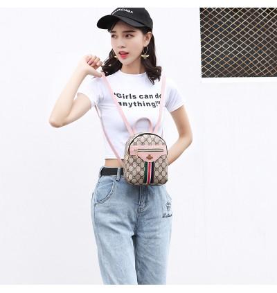TonyaMall Cute Mini Ladies Backpack / Sling Bag