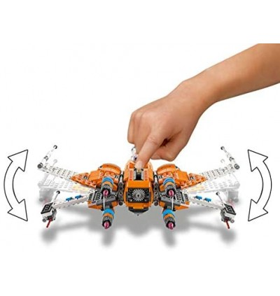 Lego Poe Dameron's X-Wing Fighter 75273