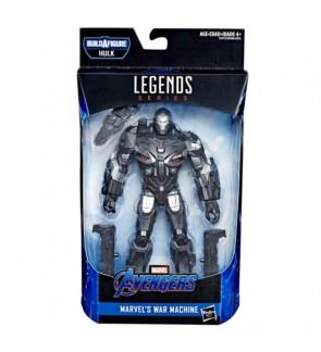 HASBRO Marvel Legends Series Avengers: Endgame Marvel's War Machine 6-Inch Action Figure