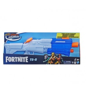 Hasbro Fortnite TS-R Nerf Super Soaker Water Blaster Toy Pump Action 36 Fluid Ounce Capacity For Kid