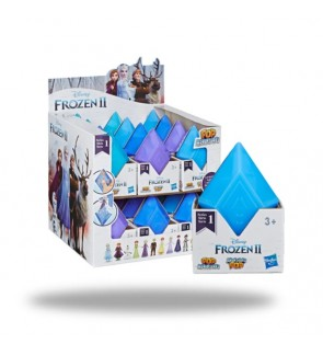 Disney Frozen 2 Pop Up Surprise Blind Bags Series 1(Blind Box with Crystal-Shaped Case & Frozen Characters)