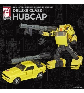 Hasbro Transformers Generations Selects Deluxe WFC-GS13 Hubcap Figure