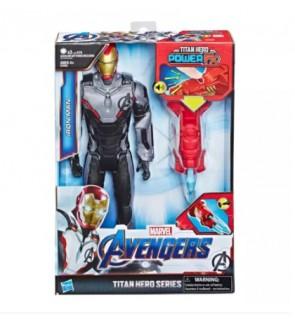 Hasbro Marvel Avengers: Endgame Titan Hero Power FX Iron Man