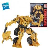 Hasbro Transformers Toys Studio Series 60 Voyager Class Revenge of the Fallen Movie Constructicon Scrapper Action 6.5inches Figure