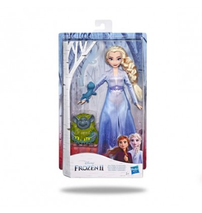 Frozen 2 Storytelling Doll with Accessories Elsa and Anna
